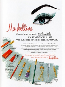 Maybelline 1960's