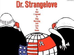 Saffrons Rule Dr Strangelove