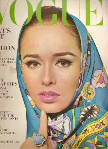 saffrons rule vogue 1964