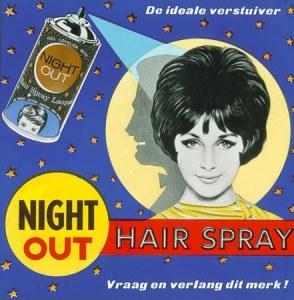 saffrons rule  vintage_hairspray-ad