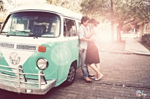 saffrons rule 1964 vw bus