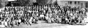 Saffrons Rule Class-of-1964