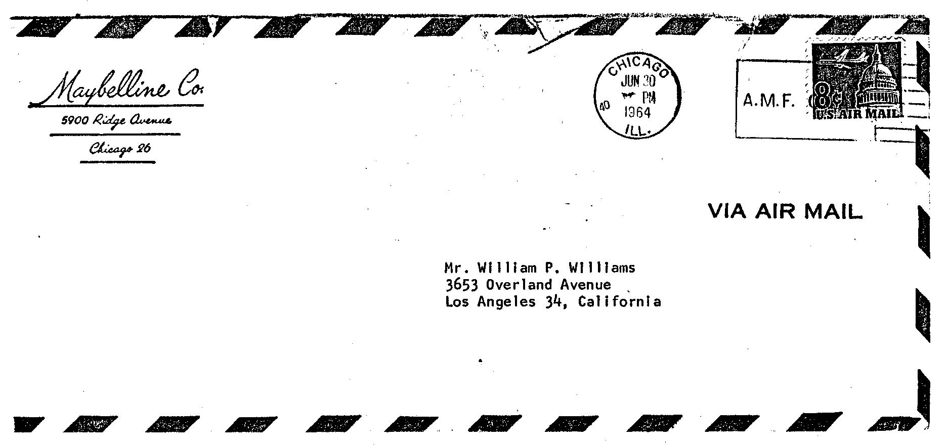 How To Write An Address Envelope