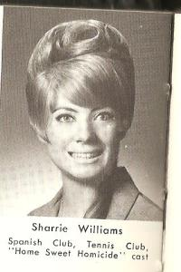 Sharrie High School Play 1965 003
