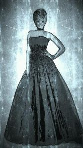 saffrons rule black dress