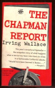 saffrons rule Chapman Report