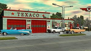 saffrons rule gas station