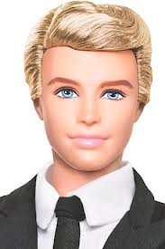 Saffrons Rule Ken Doll