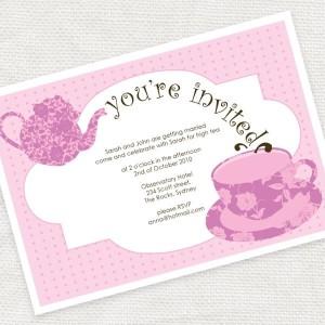 Saffrons rule tea-time-invitation-printable-file