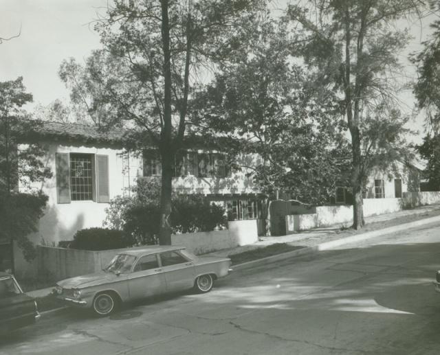 saffrons rule UCLA Kappa Kappa Psi Fraternity house Westwood