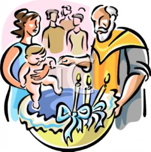 Saffrons Rule Baptism