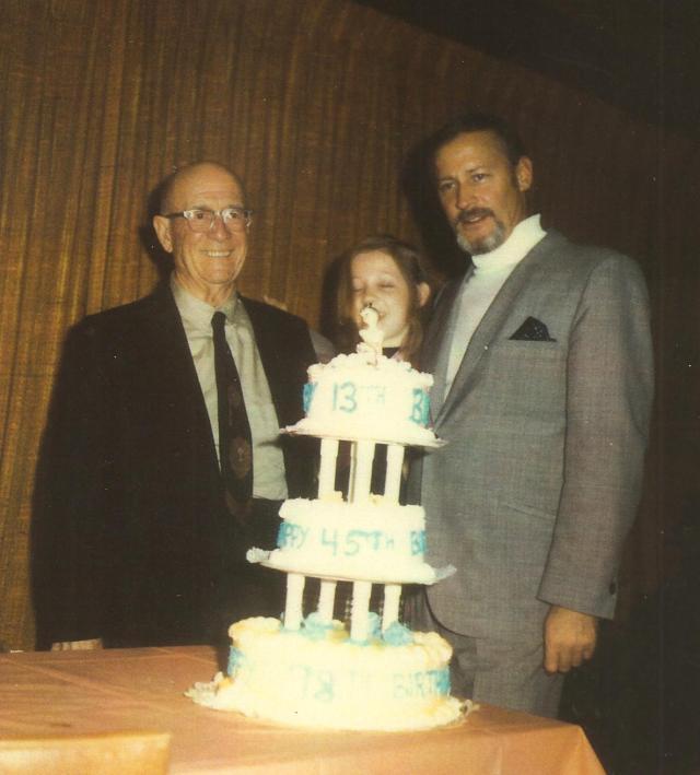 Bill, Billee, Grandaddy, 1968