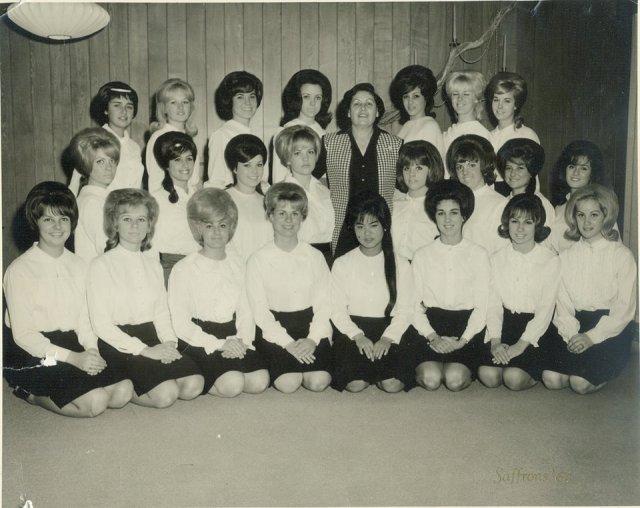 Saffrons club 1964