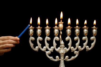 saffrons rule chanukah candles