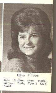 Saffrons Rule Edna Phipps