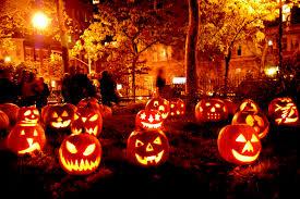 saffrons rule halloween