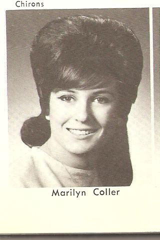 saffrons rule marilyn Colier