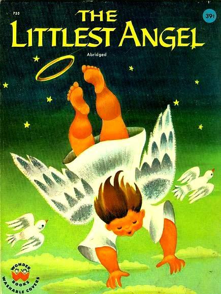 saffrons rule the littlest angel 3