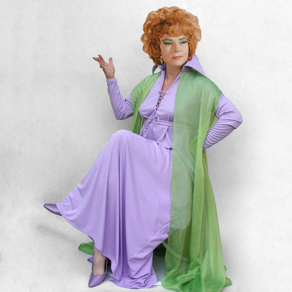 saffrons rule Endora bewitched